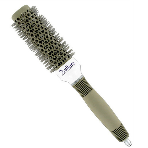 Allure Ceramic Ionic Round Brush, 1-1/2″