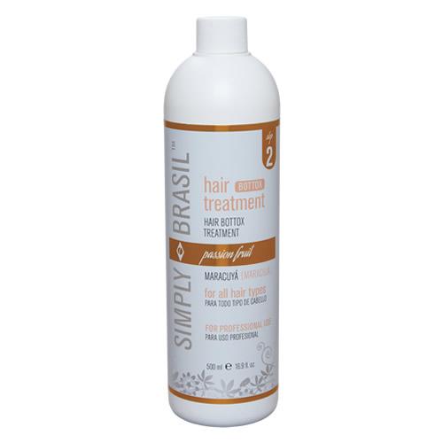 Simply Brasil Bottox hair treatment, 500 ml