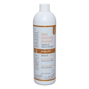 Simply Brasil deep cleansing shampoo, 500 ml