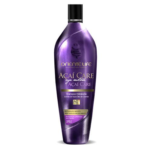 Oriente Life Acai Hydrating Shampoo, 300 ml (10.14 fl oz)