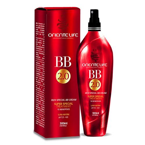 Oriente Life BB Cream Hair Balm 300 ml (10.14 fl oz)