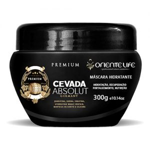 Oriente Life Cevada Absolut Hydrating Hair Mask, 300 g (10.14 oz)
