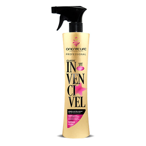 Oriente Life Invencivel Classic Gloss 500 ml (16.4 fl oz)