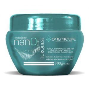 Oriente Life NanO SOS Reconstructive Hair Mask, 300 g (10.14 oz)