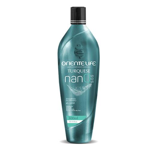 Oriente Life Turquese Nourishing Shampoo, 300 ml (10.14 fl oz)